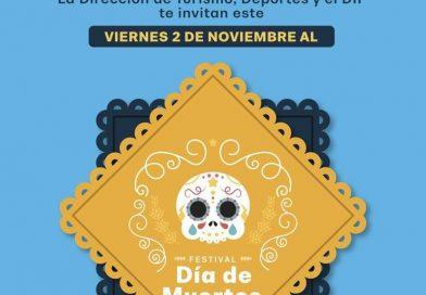 Festival Día de Muertos en Progreso 2018