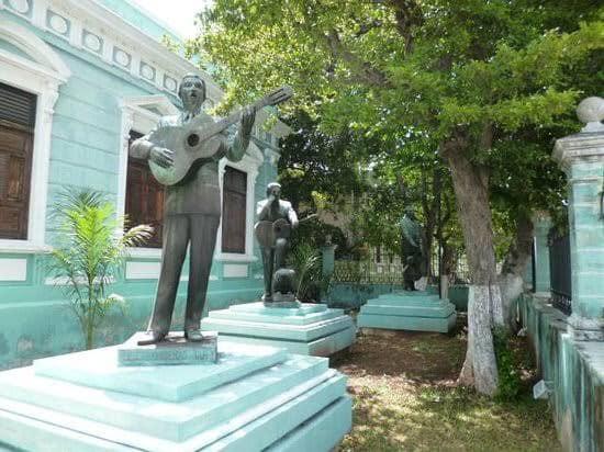 Museo de la Cancion Yucateca - El hogar de la Trova | Mochileros en Yucatán