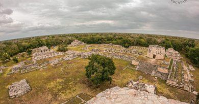 Mayapan, la pequeña chichen y la última gran capital maya.