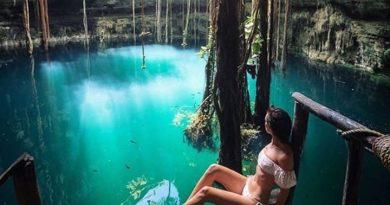 3 Cenotes que debes de conocer en tu visita a Valladolid