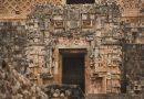Zona Arqueológica Uxmal-La 3 veces construida