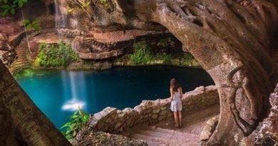 Cenote Zací – El cenote que tienes que conocer si visitas Valladolid